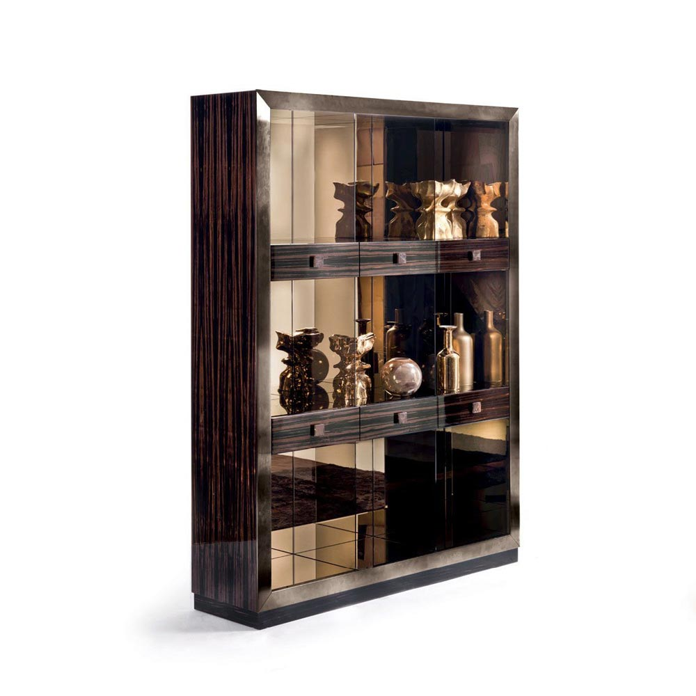 Emily bookcase by Longhi