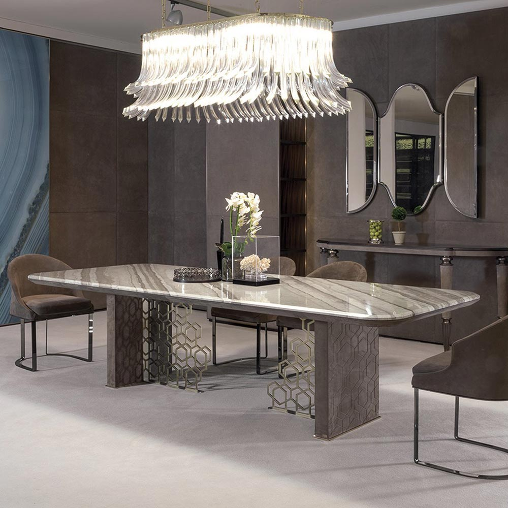 Excelsior Dining Table by Longhi