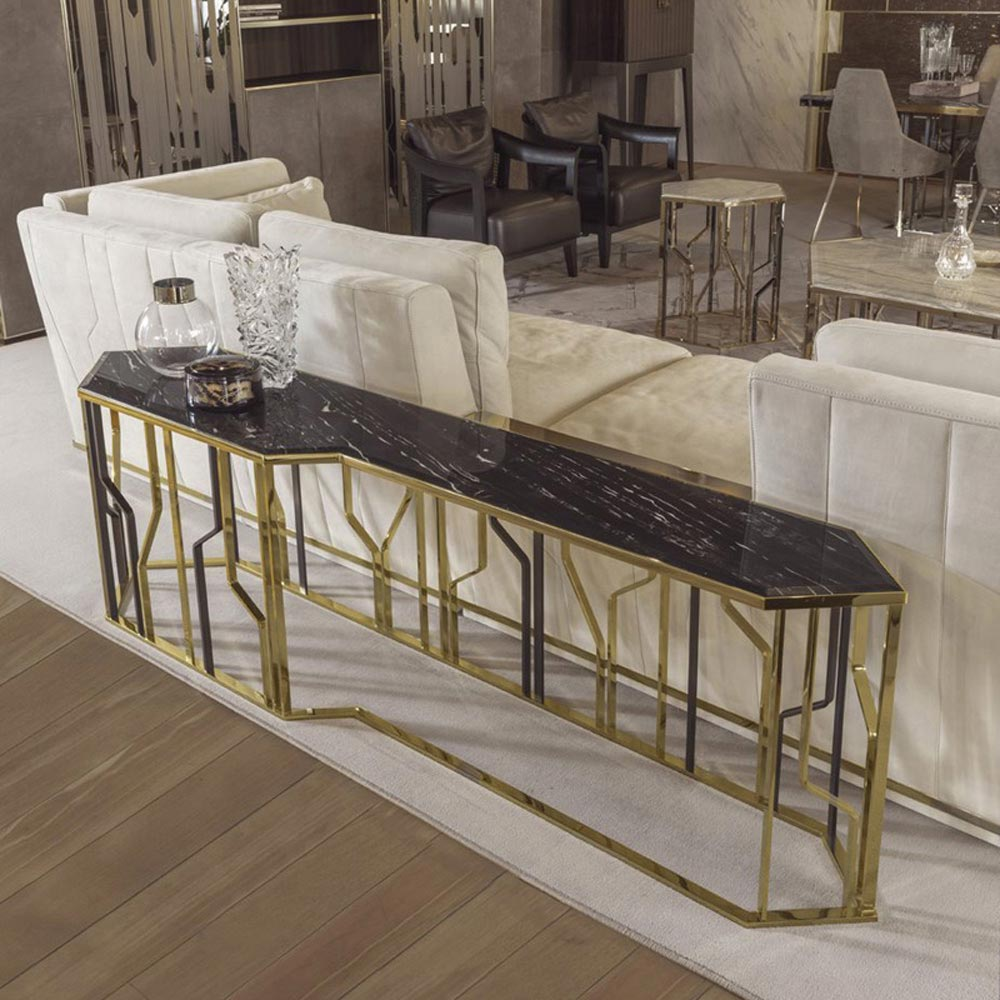 Ginza Console Table by Longhi