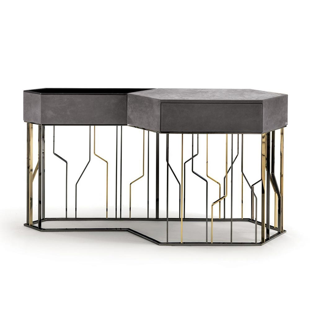 Ginza Evo Console Table by Longhi