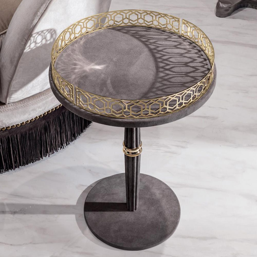 Gueridon Side Table by Longhi
