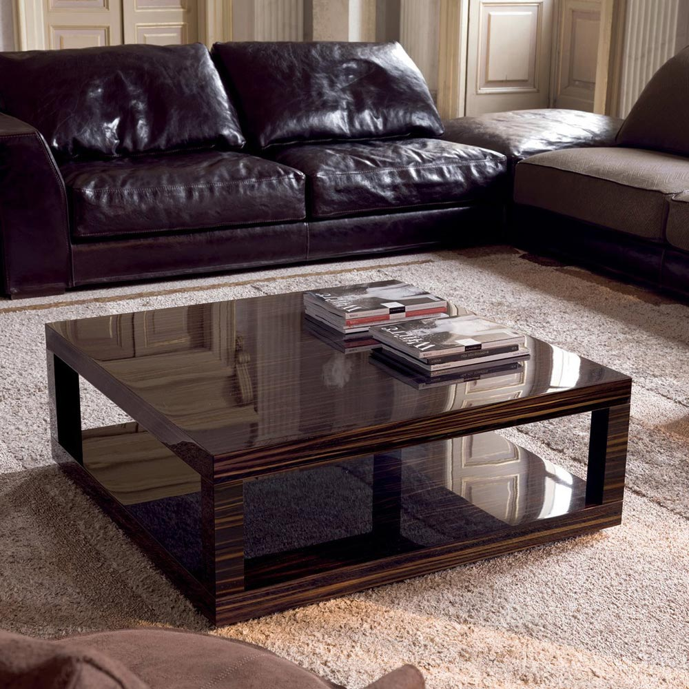 Hamilton Coffee Table by Longhi