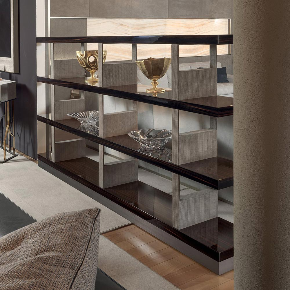 Harvard Evo Bookcase by Longhi
