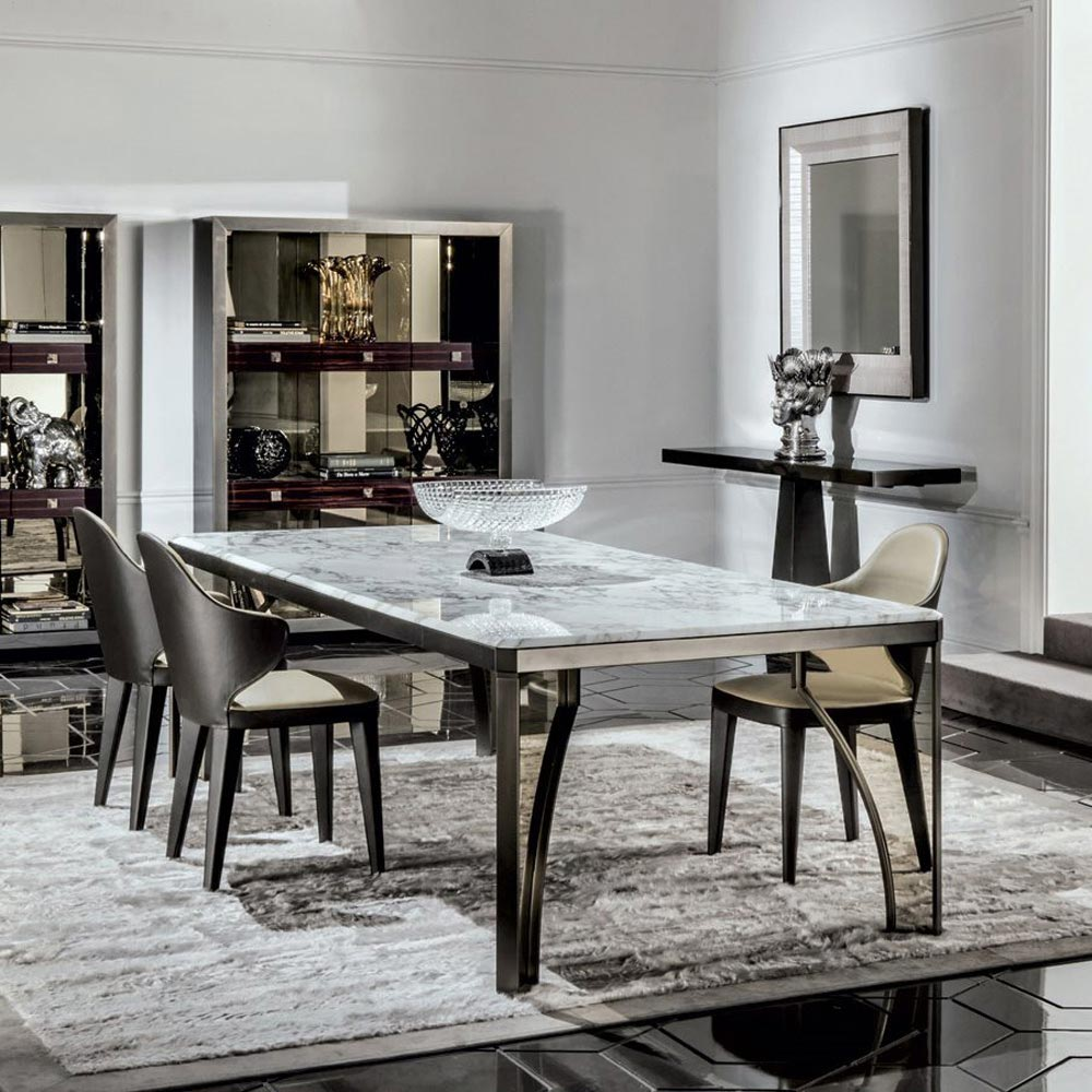 Karl Dining Table by Longhi