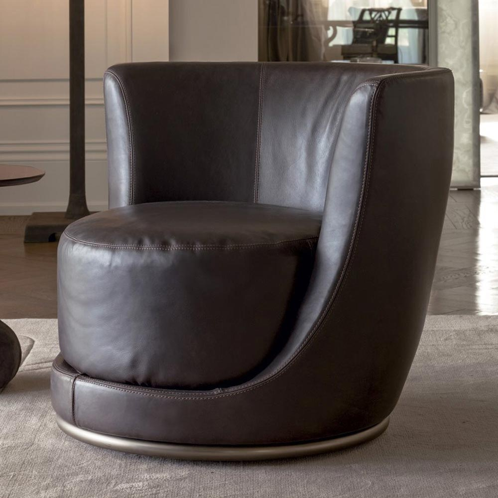 Laurent Armchair by Longhi