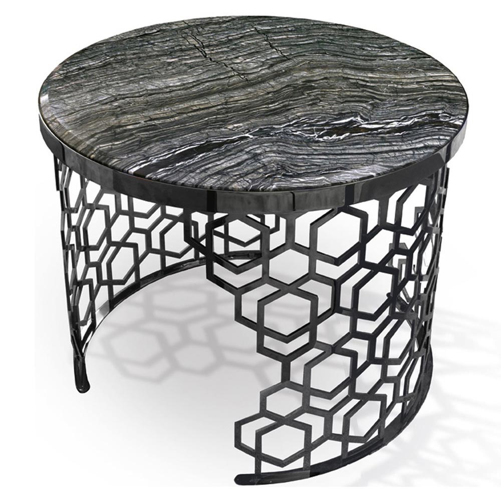 Manfred Side Table by Longhi