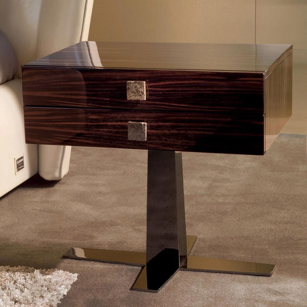 Mir Bedside Table by Longhi