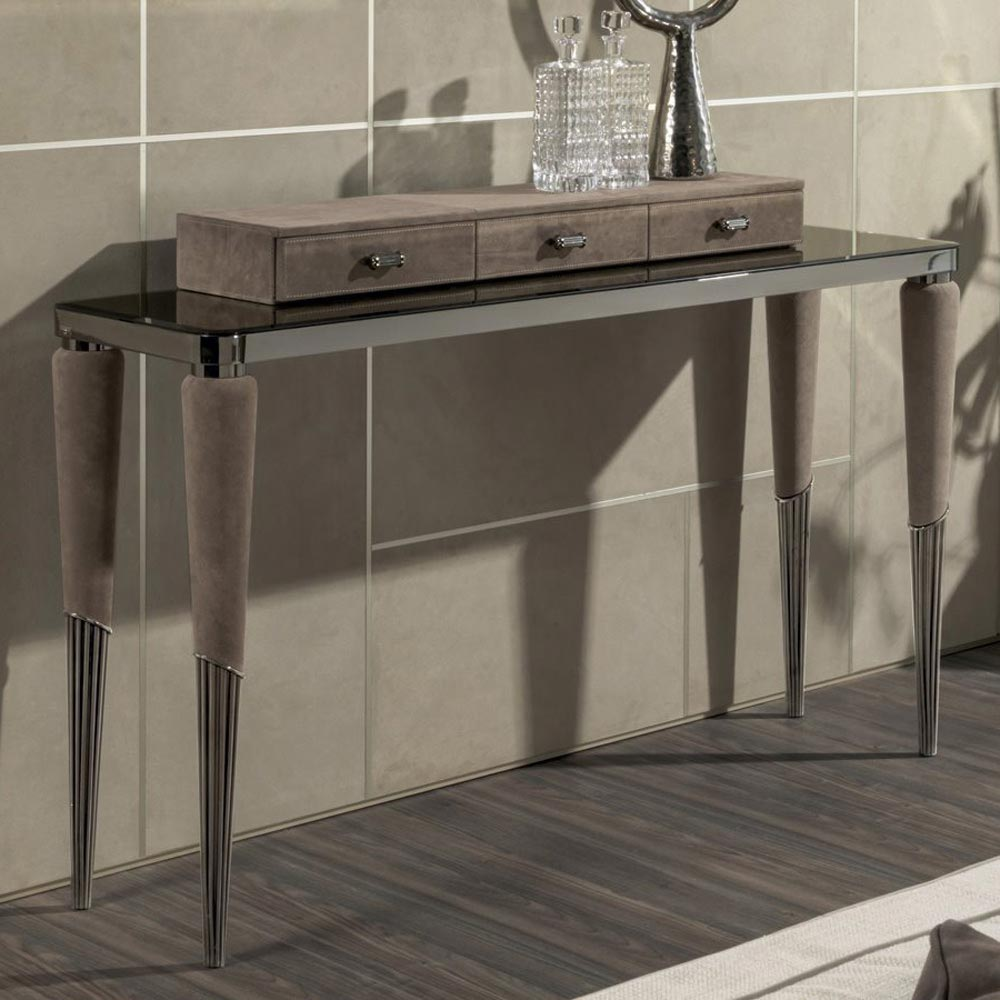 Odette Console Table by Longhi