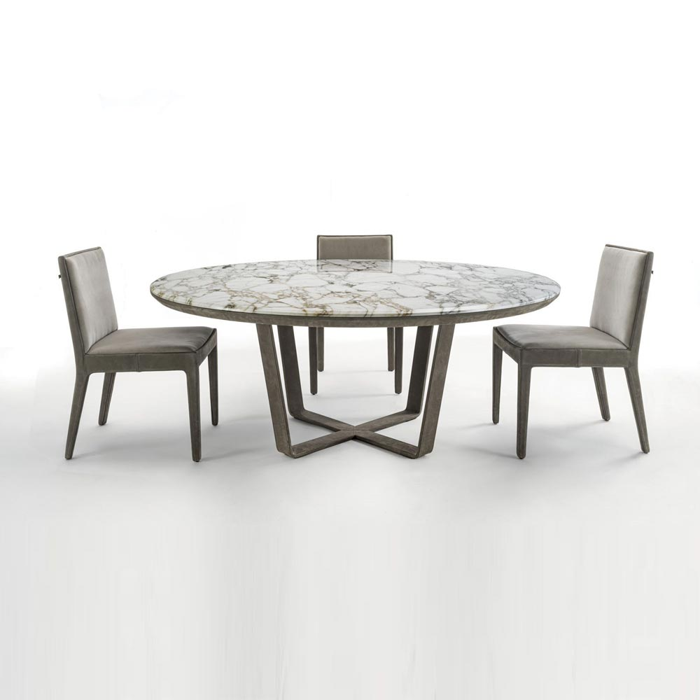 Omega Dining Table by Longhi