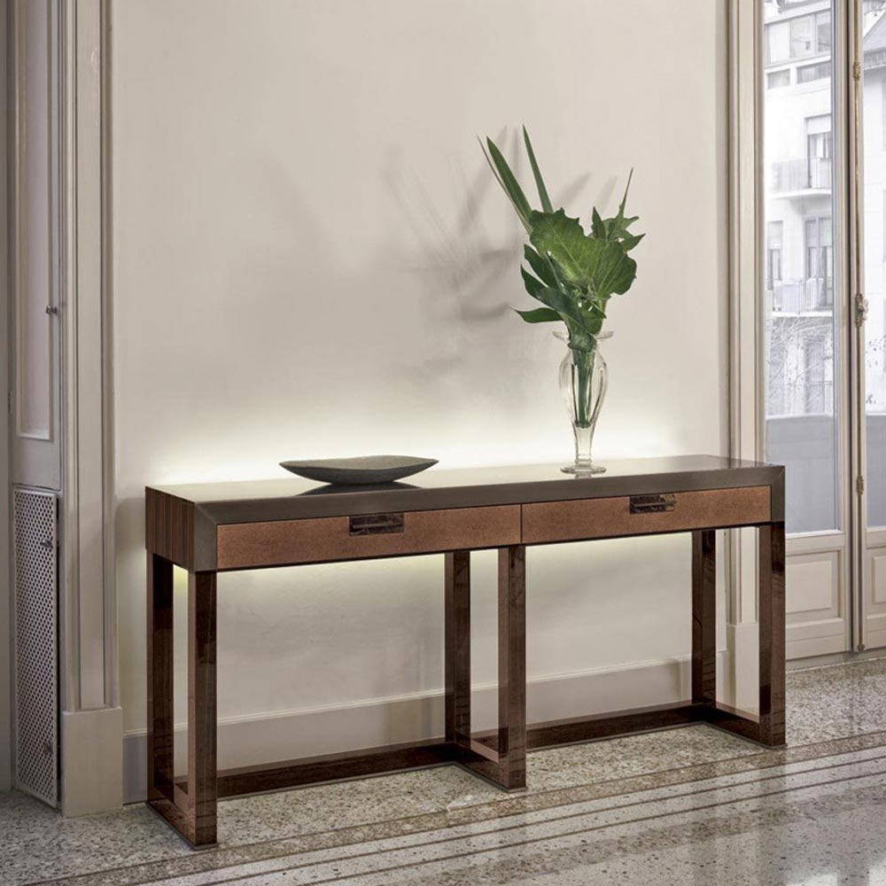 Orwell Console Table by Longhi