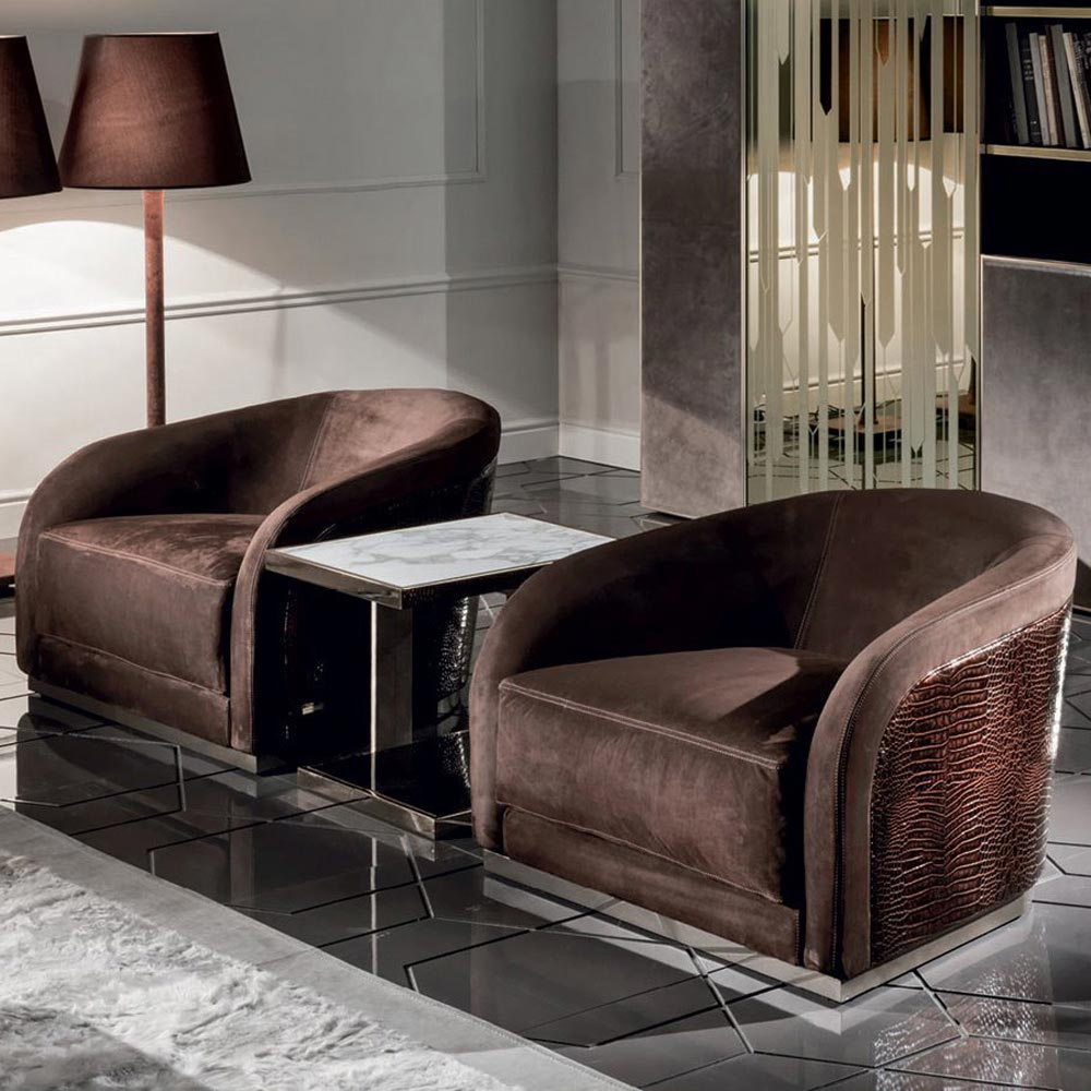 Pearl Armchair by Longhi