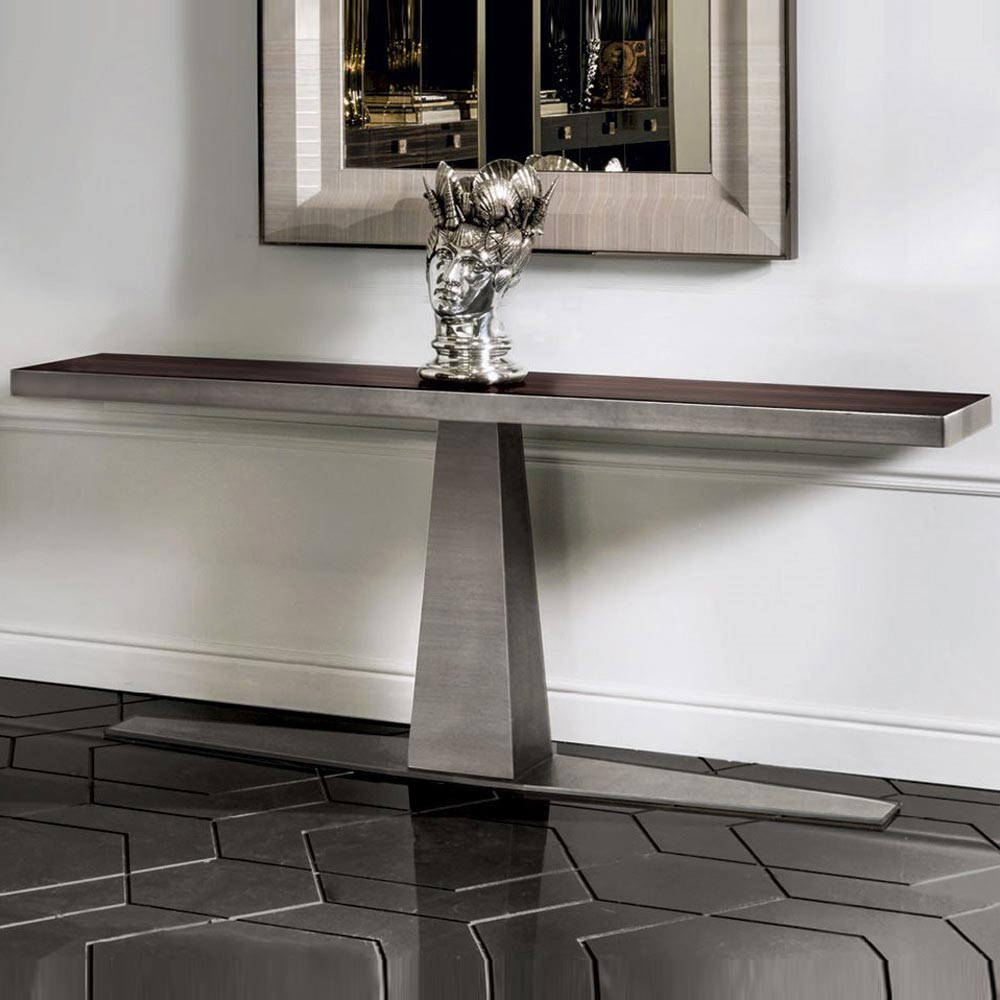 Rim Console Table by Longhi