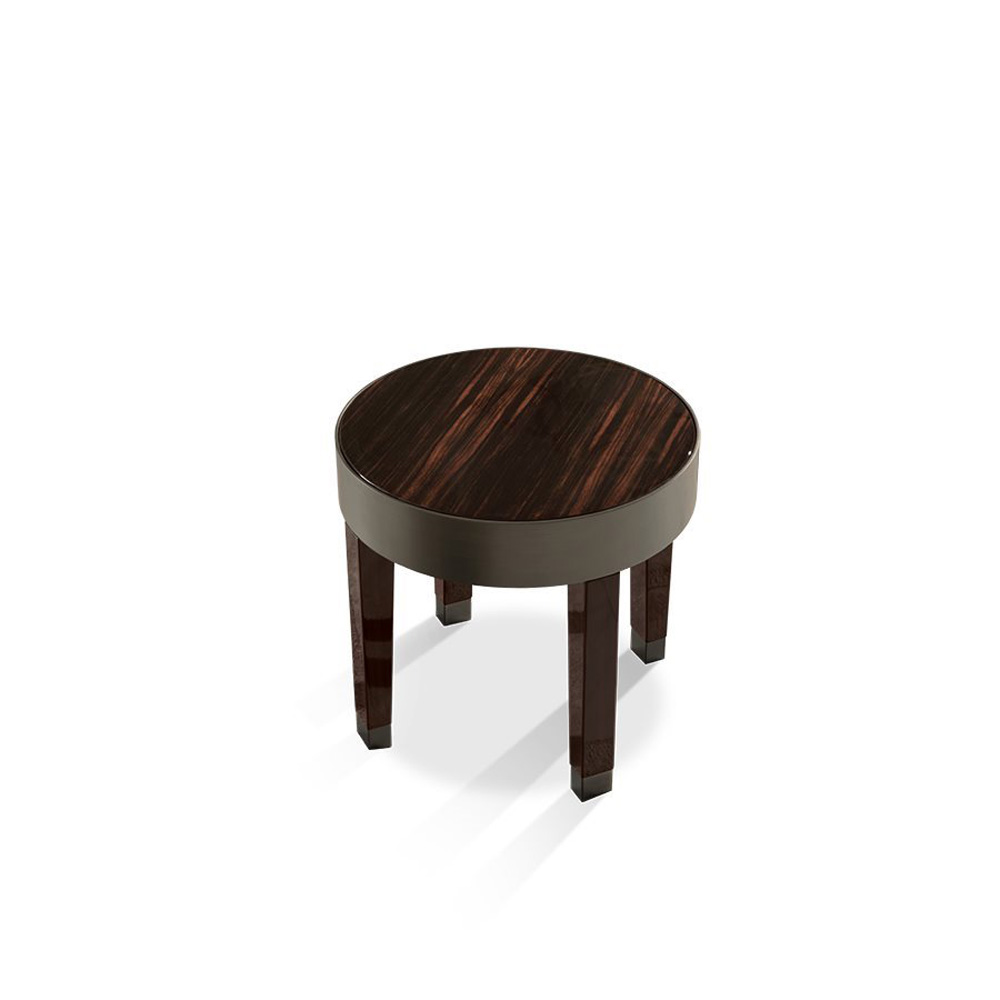 Ring Side Table by Longhi