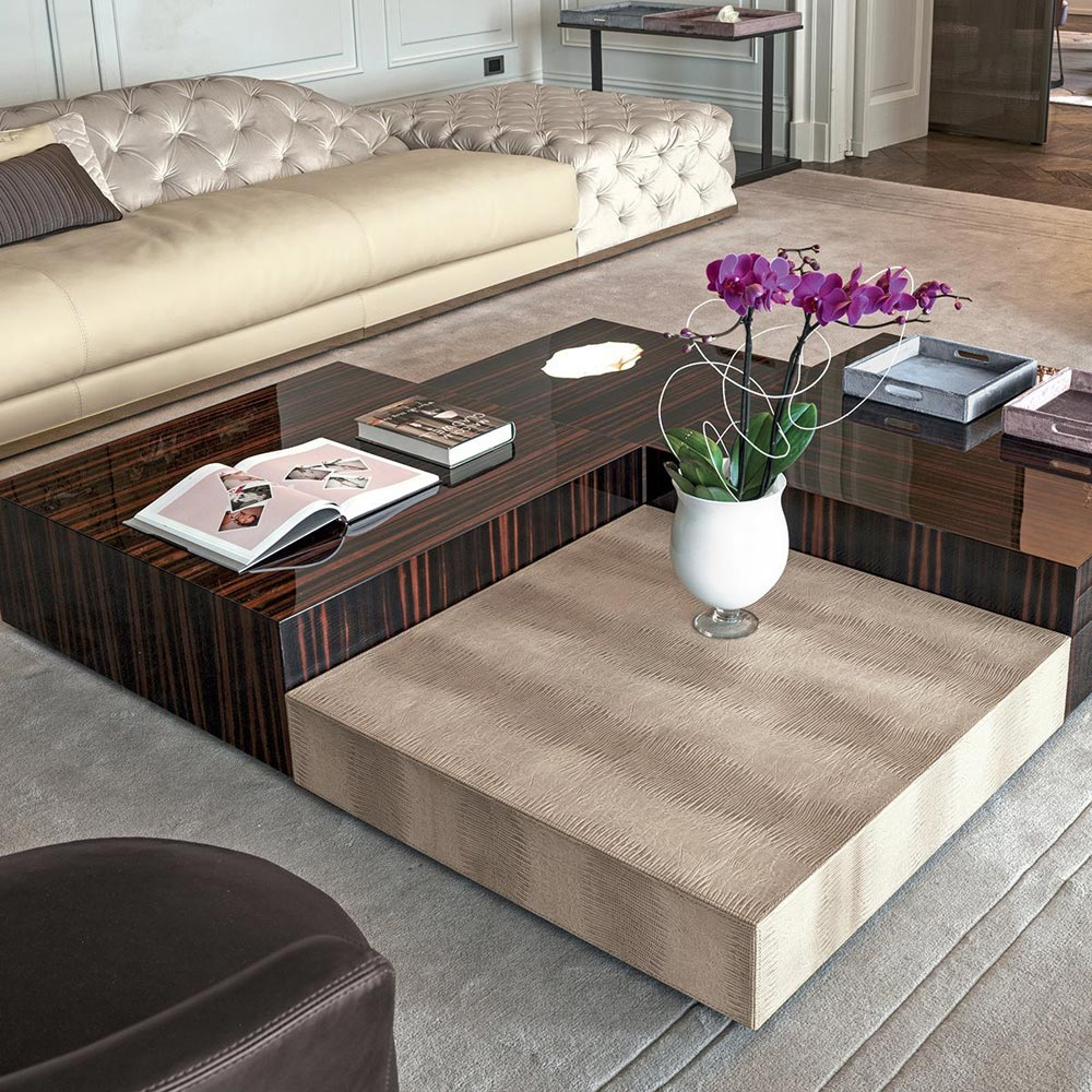 Safir Coffee Table by Longhi