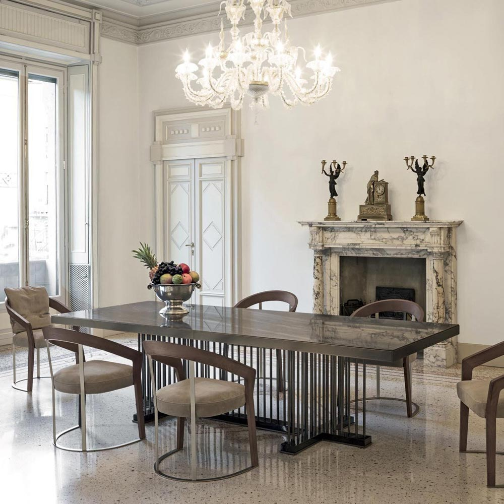 Schubert Dining Table by Longhi