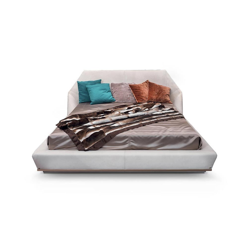 Yume Double Bed by Longhi
