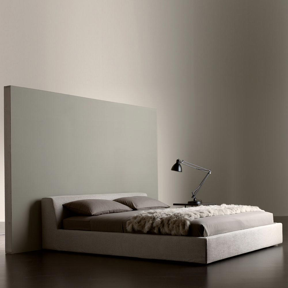 Louis Double Bed by Meridiani
