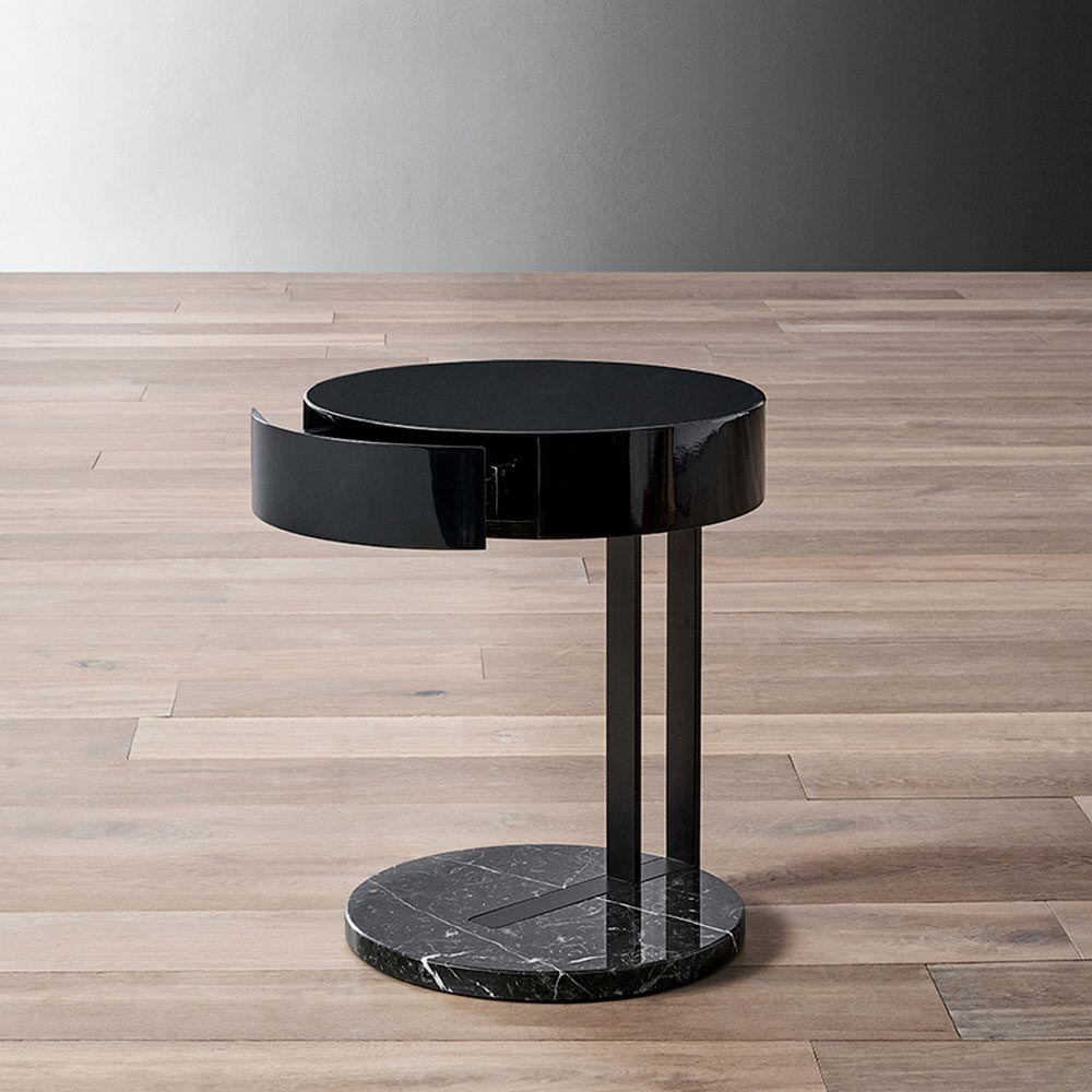 Ralf Bedside Table by Meridiani