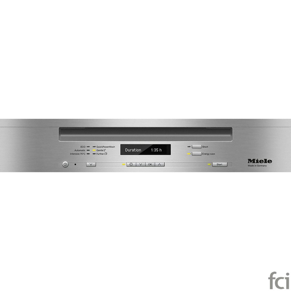 G 6730 SC Freestanding Dishwasher by Miele
