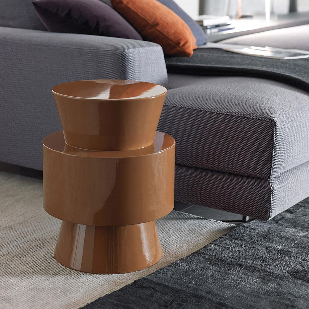 Moai Side Table by Misura Emme