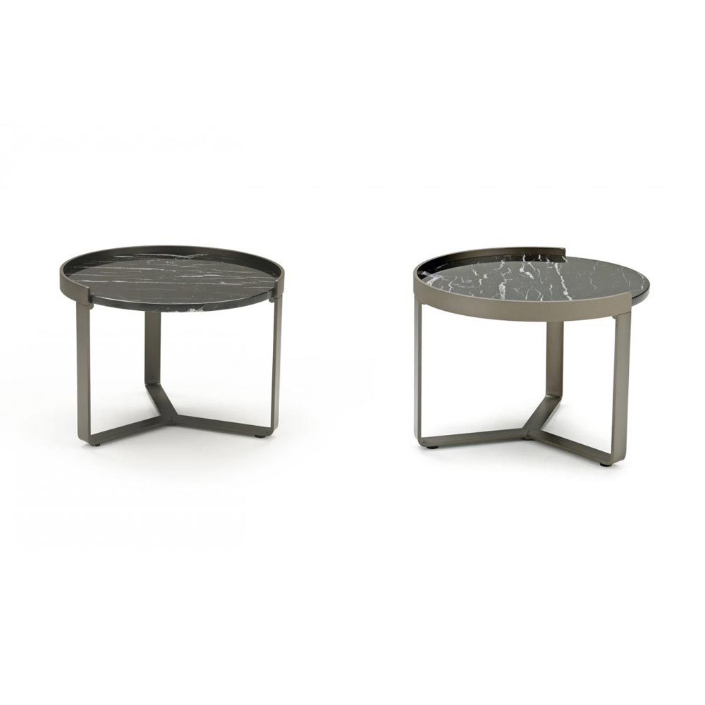 Ring Side Table by Misura Emme