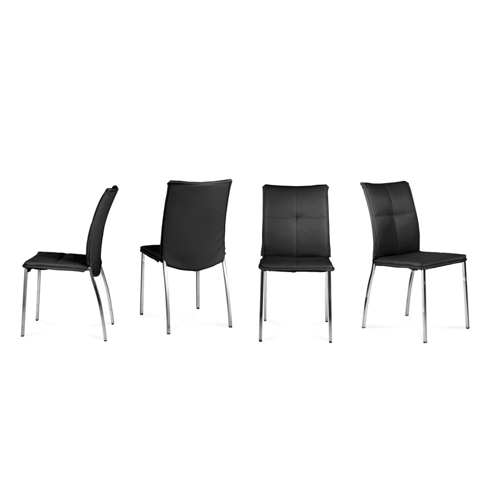 Babette Soft Dining Chair by Naos