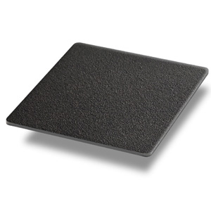 21 Black Embossed-Keramik Stone