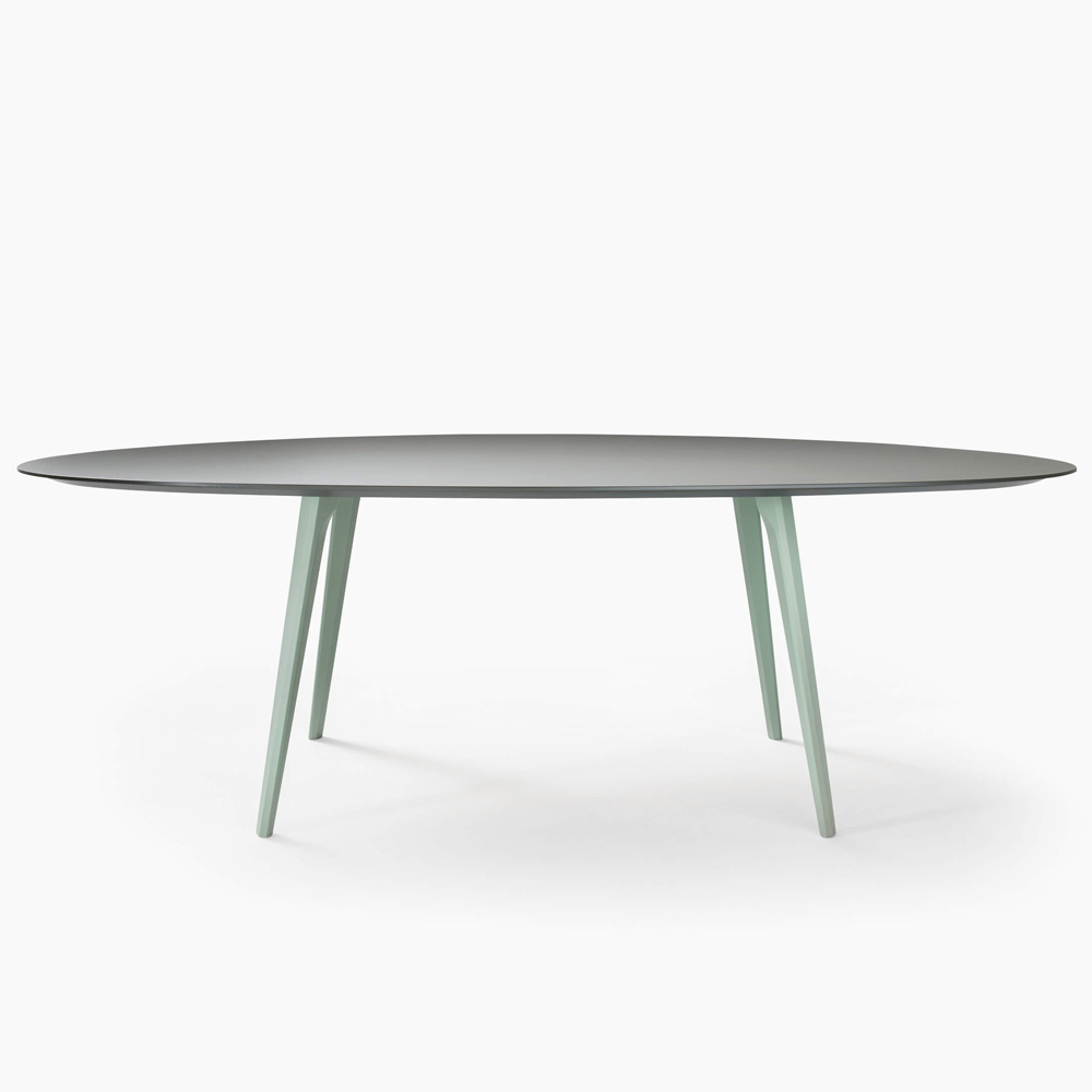 Argos Oval Dining Table by Novamobili