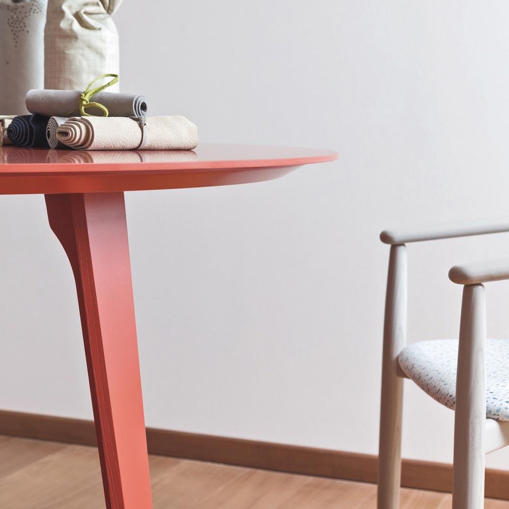 Argos Round Dining Table By Novamobili