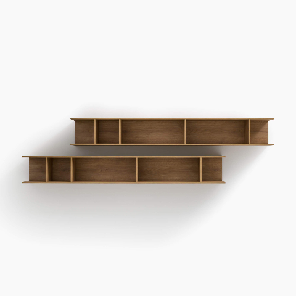 Butterfly Bookcase by Novamobili