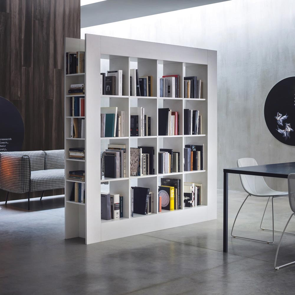 Frame Bookcase by Novamobili