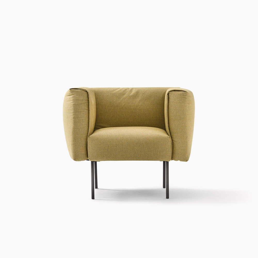 Luck Armchair by Novamobili