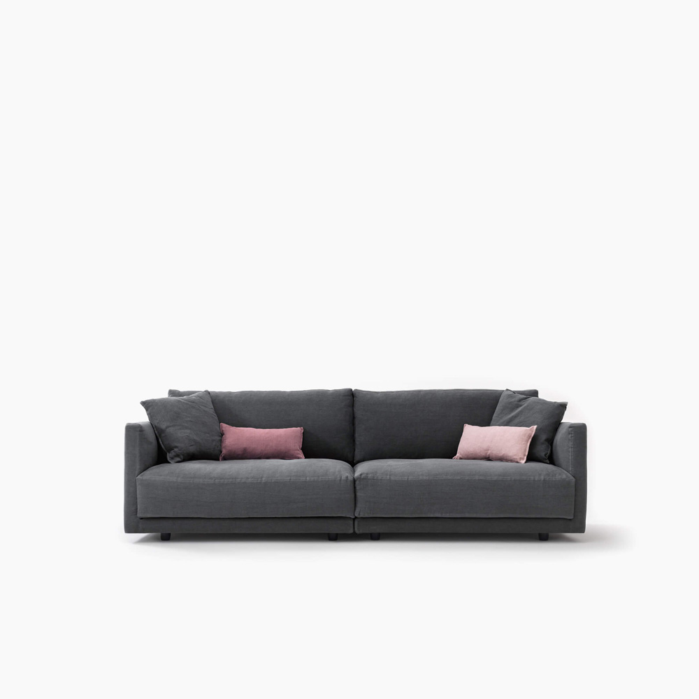 Mac Sofa by Novamobili