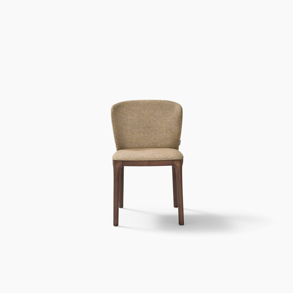 Navy Dining Chair by Novamobili