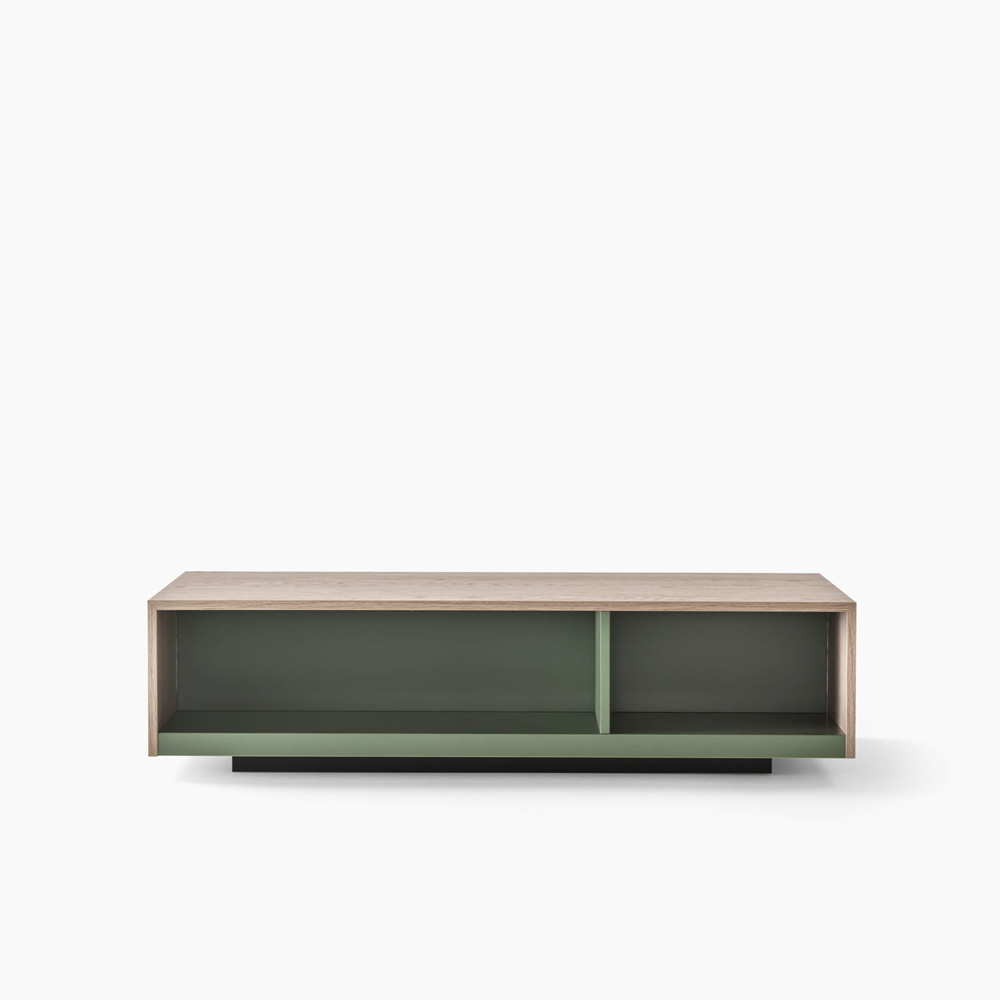 Seven Rectangular Coffee Table by Novamobili