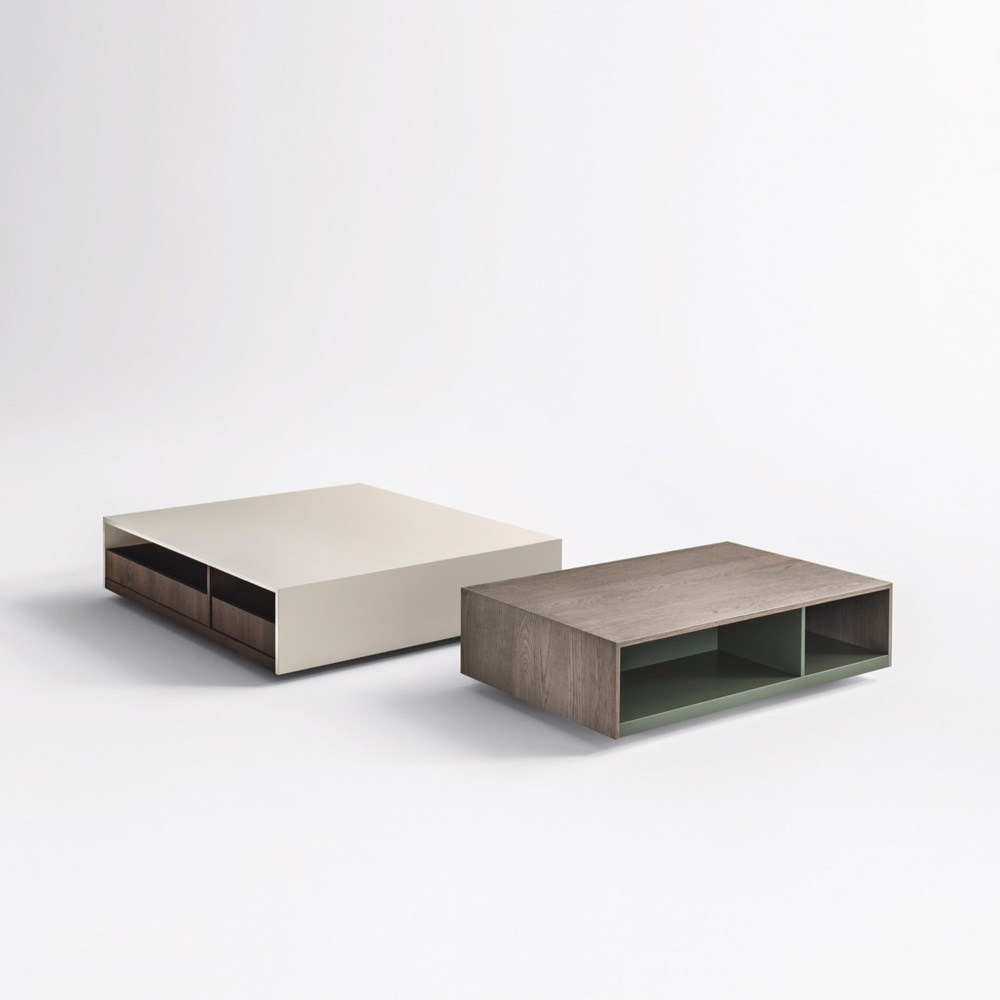 Seven Square Coffee Table by Novamobili
