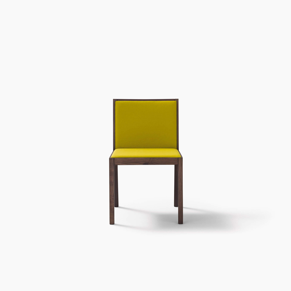 Square Dining Chair by Novamobili