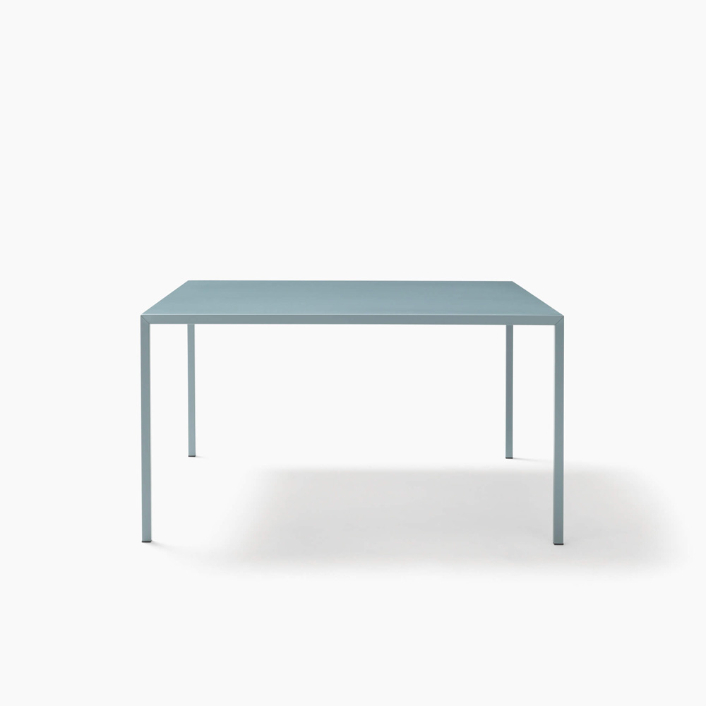 Wire Square Writing Desk by Novamobili