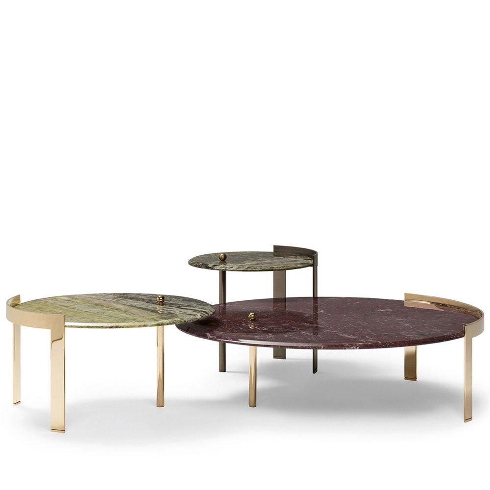 Brian Coffee Table by Opera Contemporary