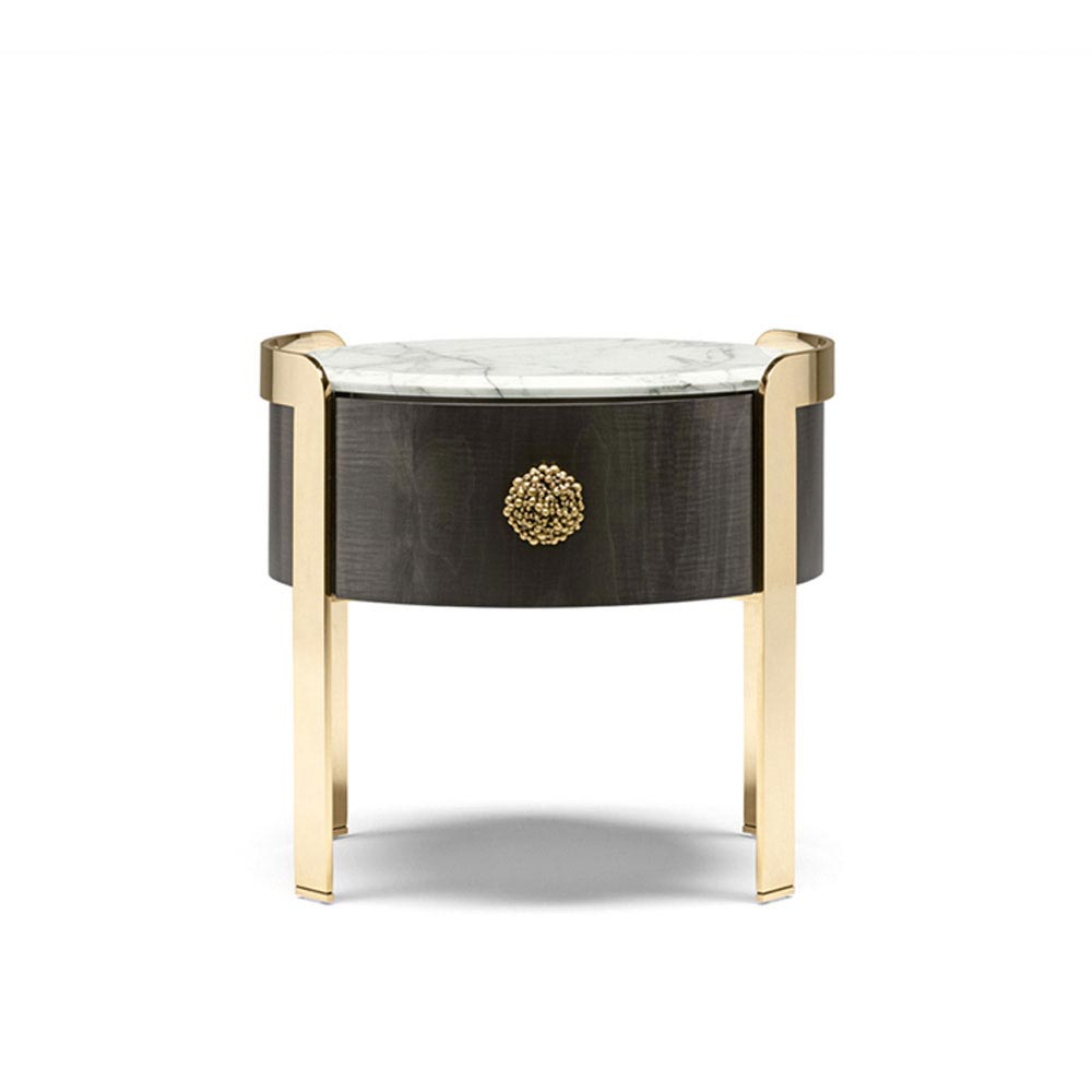 Doris Bedside Table by Opera Contemporary