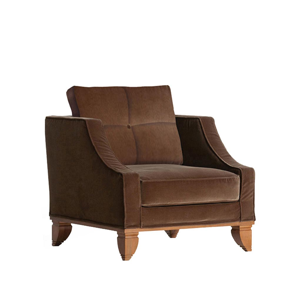 Faust Classic Armchair by Opera Contemporary