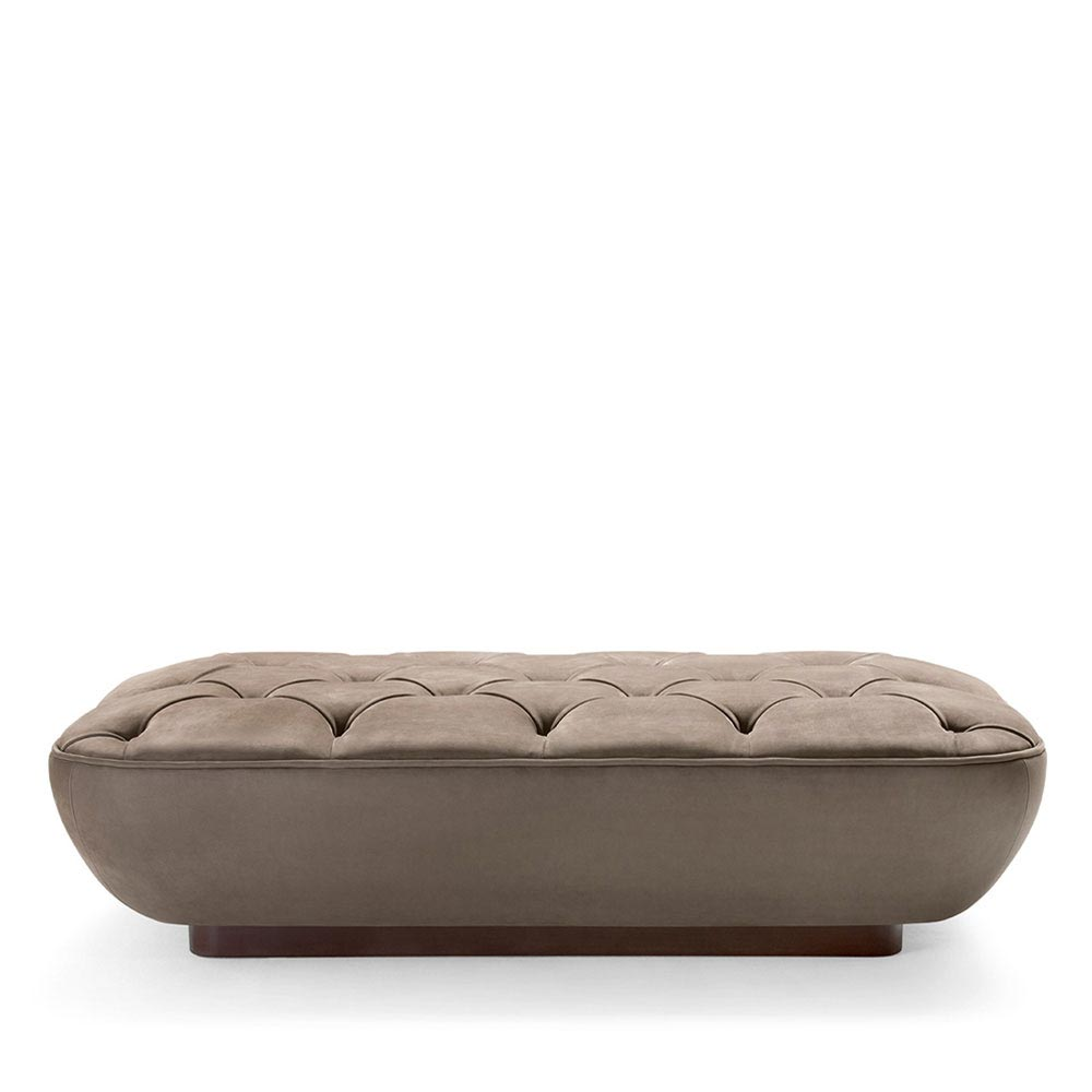 Fritz Footstool by Opera Contemporary