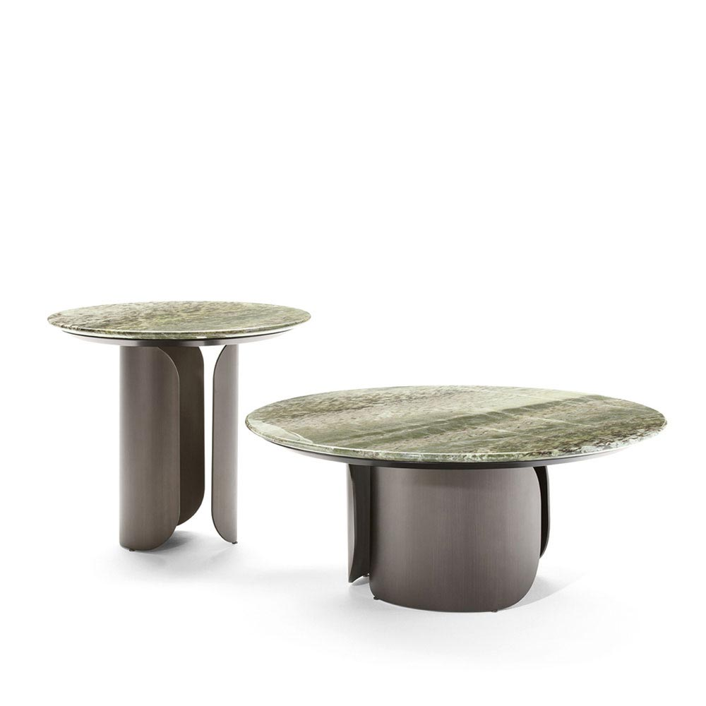 Gabriel Side Table by Opera Contemporary