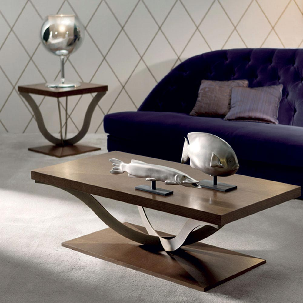 Teseo Side Table by Opera Contemporary