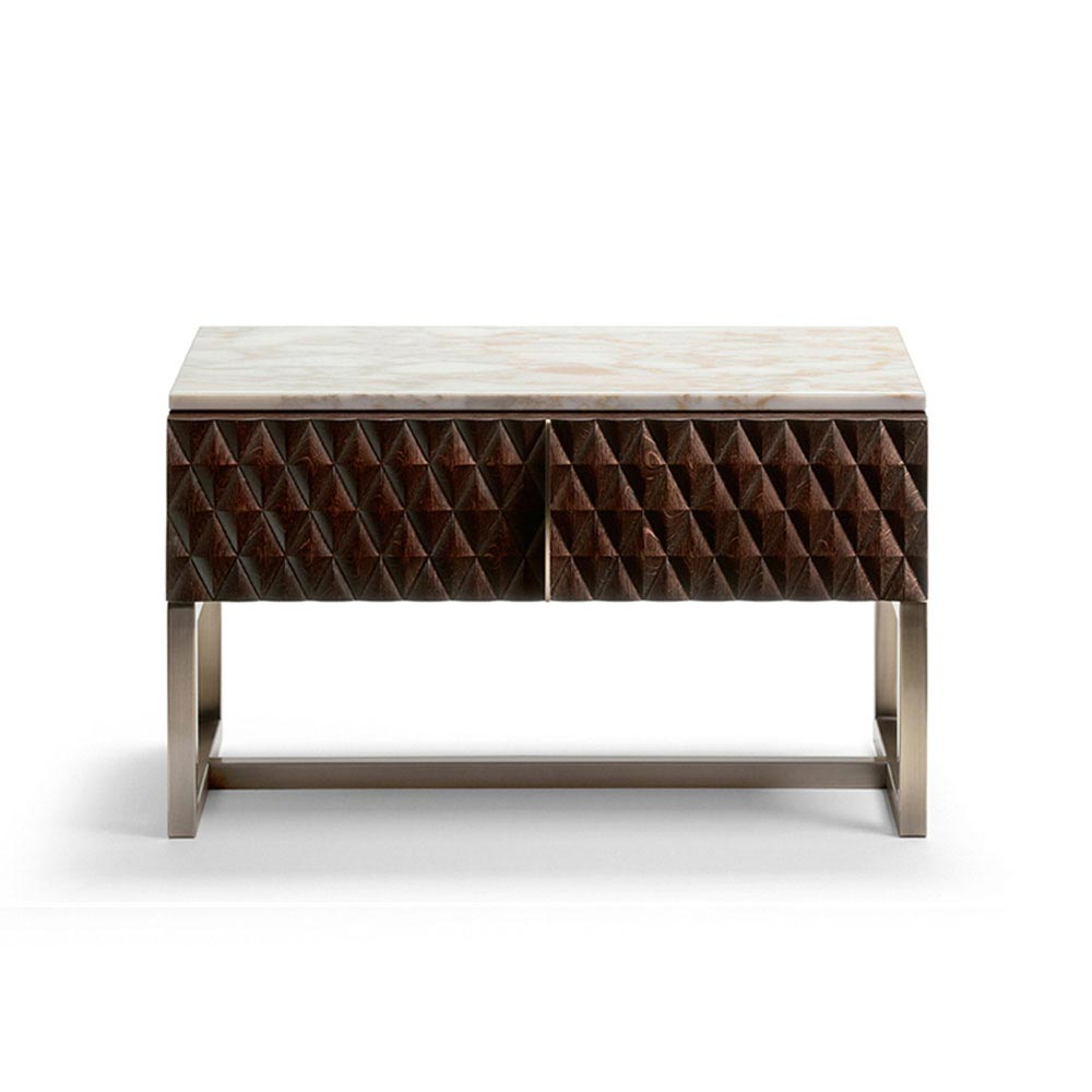 Victor Bedside Table by Opera Contemporary