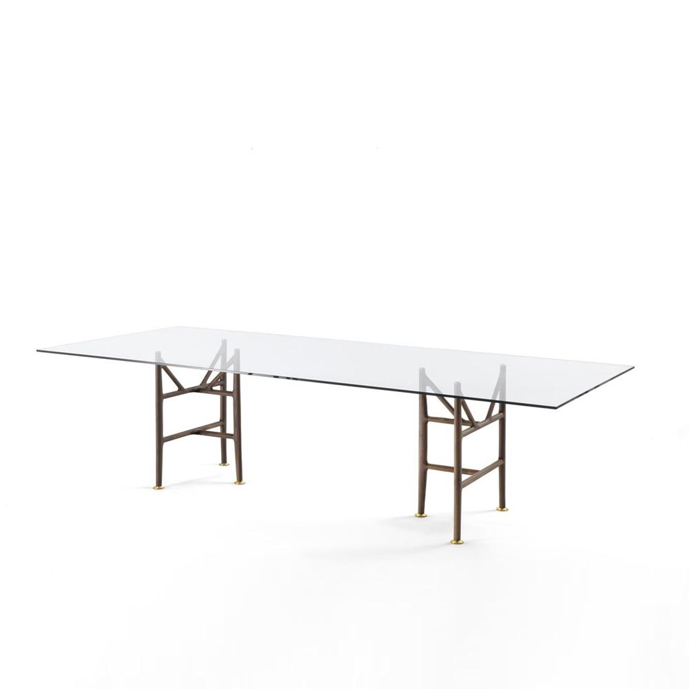 Alfred Dining Table by Porada