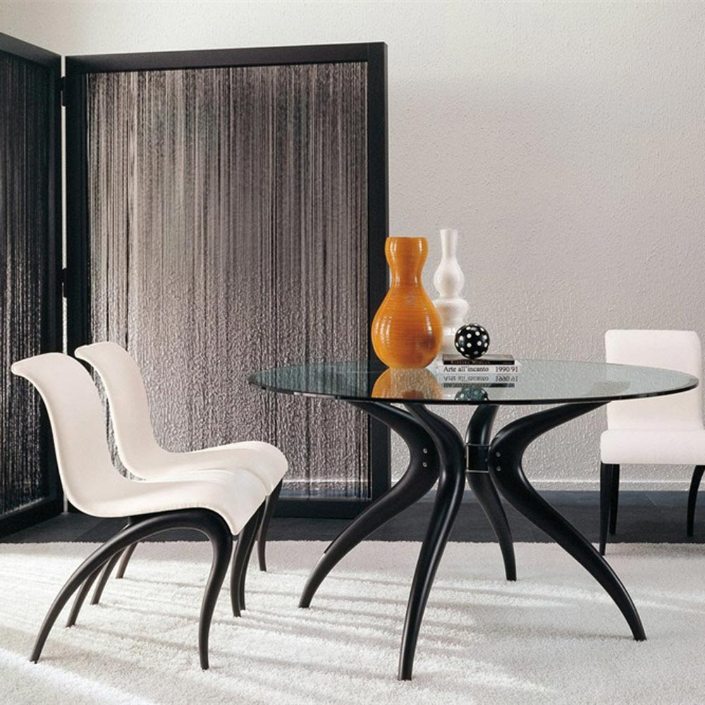 Anxie Dining Chair by Porada