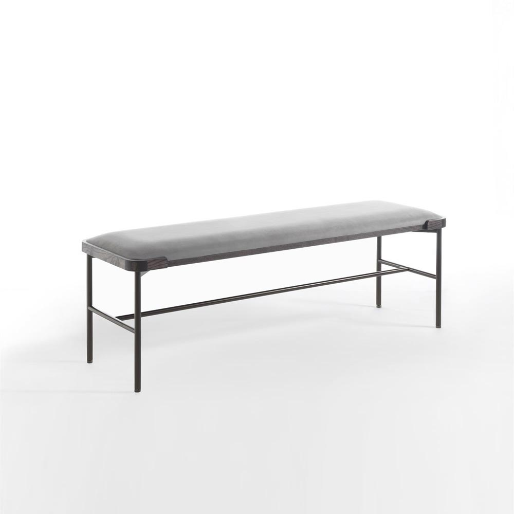 Astol Bench by Porada