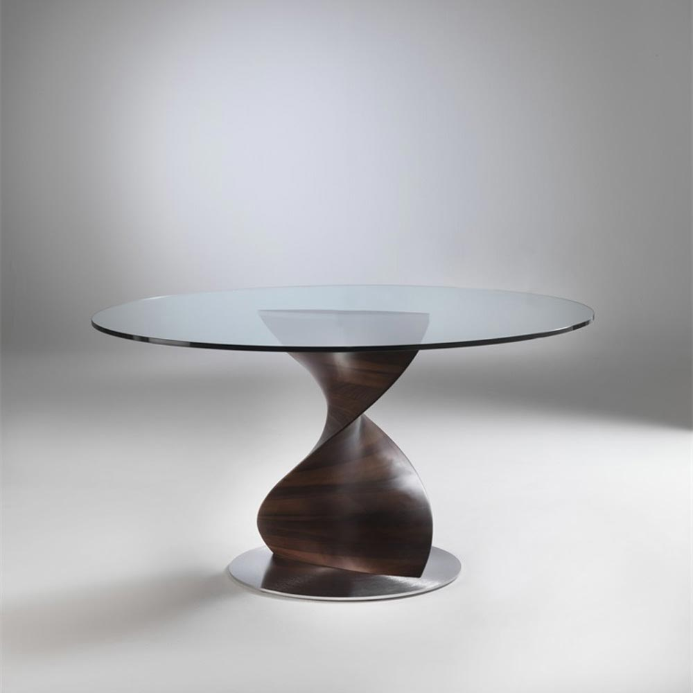 Elika Round Dining Table by Porada
