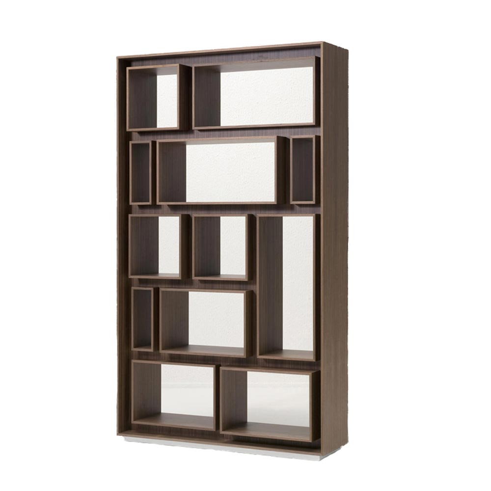 First Bookcase by Porada